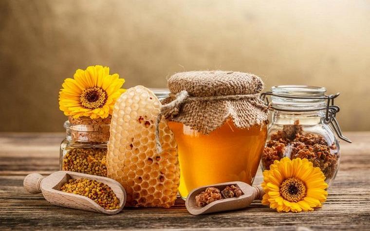 Продукты из меда