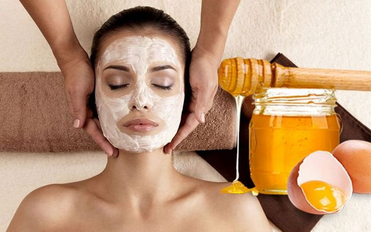 Маски на лицо в домашних условиях с медом