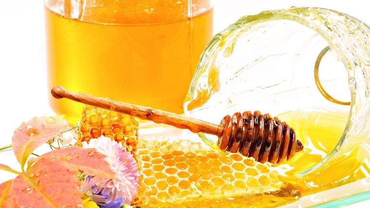 Мёд для красоты и здоровья