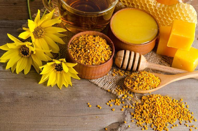 Пчелиный воск: польза и рецепты