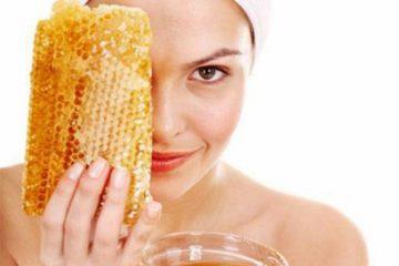 Мед в косметологии