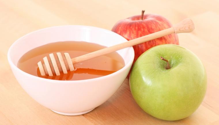 Яблочно-медовая маска для лица